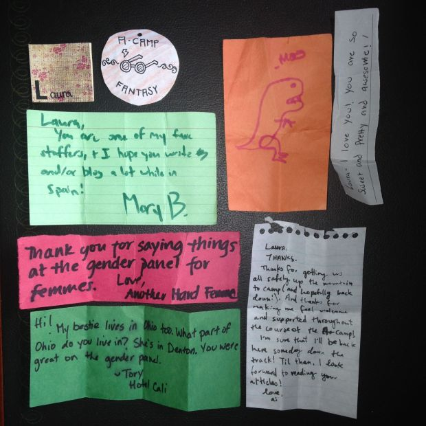 A-Camp Love Letters