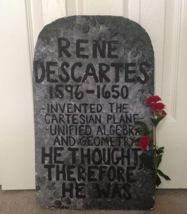My v.. realistic gravestone
