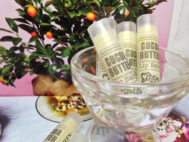 Cocoa Butter Lip Balm - Mamoot DIY