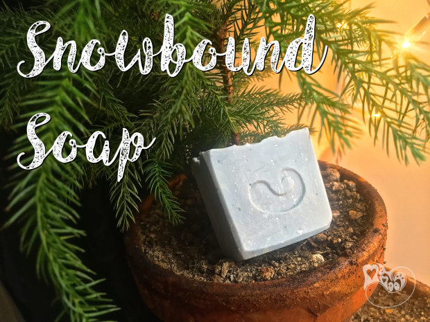Snowbound Soap - MamootDIY.com